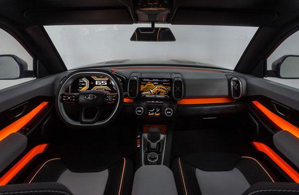 Lada 4×4 выпуска 2020: из нового – только интерьер