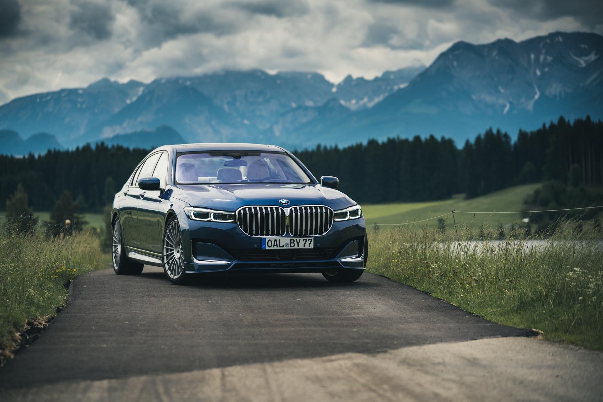 Предварительный обзор BMW Alpina XB7 2021 года