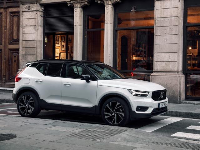 Компания Volvo открыла предзаказ на свой внедорожник XC40 AWD