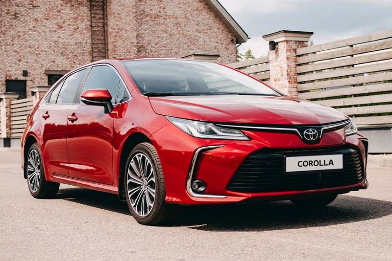 Спасая продажи: обновление Toyota Corolla 2020
