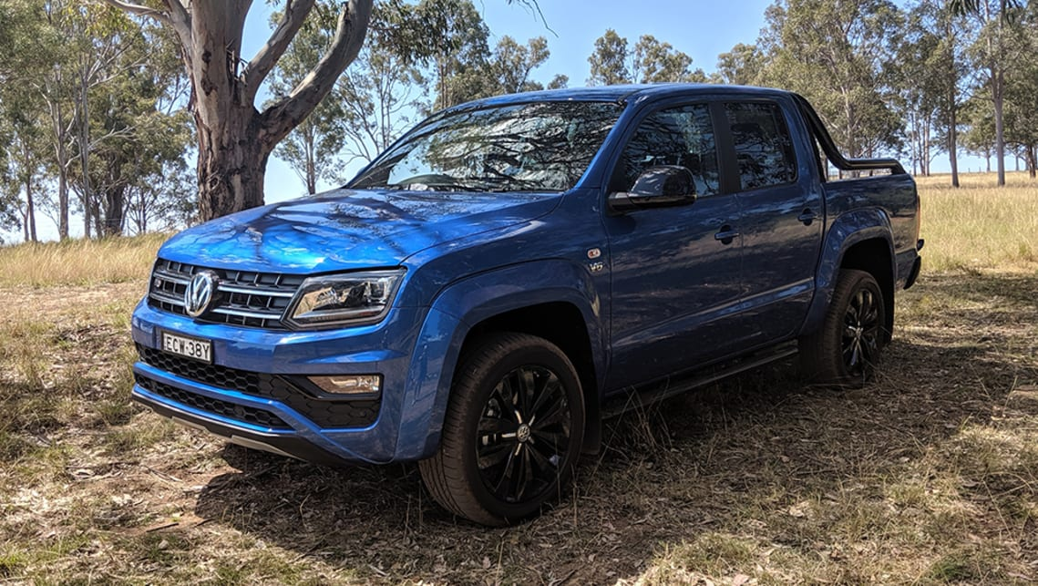 Volkswagen рассекретил дизайн второго поколения Amarok